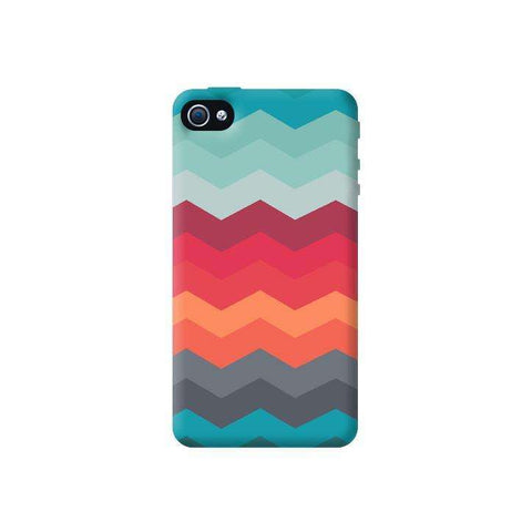 Chevron Levels Apple iPhone 4/4S Case