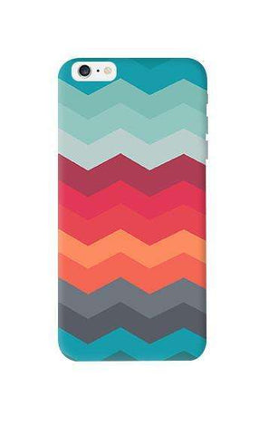 Chevron Levels Apple iPhone 6 Plus Case