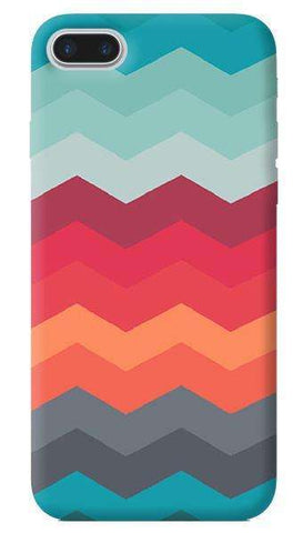 Chevron Levels Apple iPhone 7 Plus Case