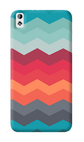 Chevron Levels HTC Desire 820 Case