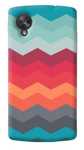 Chevron Levels LG Nexus 5 Case