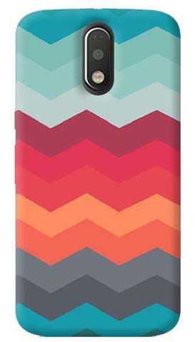Chevron Levels Motorola Moto G4/ G4 Plus Case