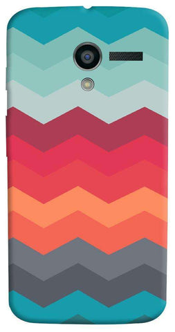 Chevron Levels Motorola Moto X Case