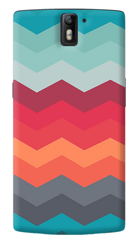Chevron Levels Oneplus One