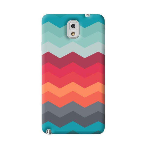 Chevron Levels Samsung Galaxy Note 3 Case