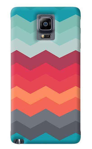 Chevron Levels Samsung Galaxy Note 4 Case