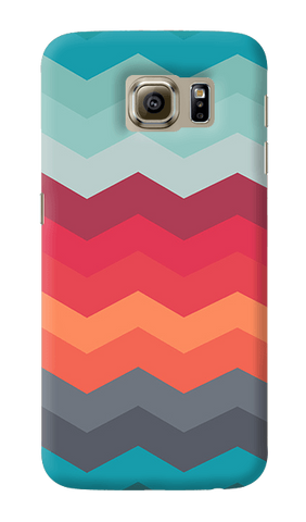Chevron Levels Samsung Galaxy S6 Case