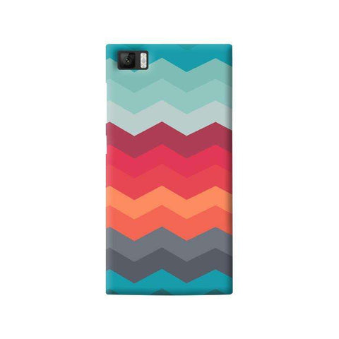 Chevron Levels Xiaomi Mi3 Case