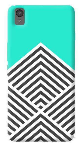 Chevron Mint   Oneplus X Case