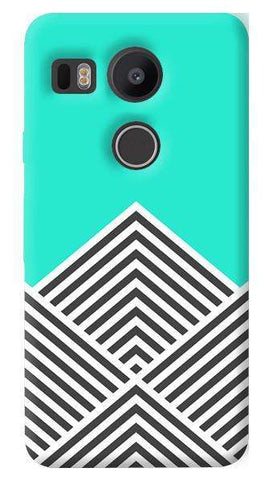Chevron Mint  Nexus 5X Case