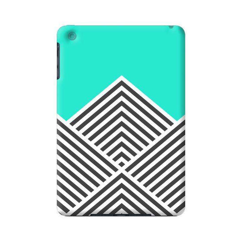 Chevron Mint Apple iPad Mini Case