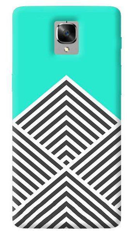 Chevron Mint Oneplus 3/ 3T Case