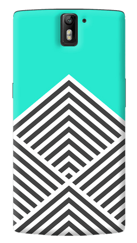 Chevron Mint Oneplus One