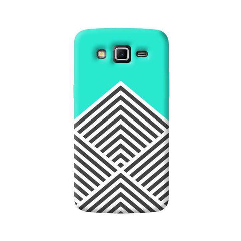 Chevron Mint Samsung Galaxy Grand 2 Case