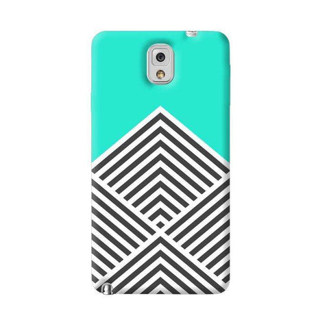 Chevron Mint Samsung Galaxy Note 3 Case