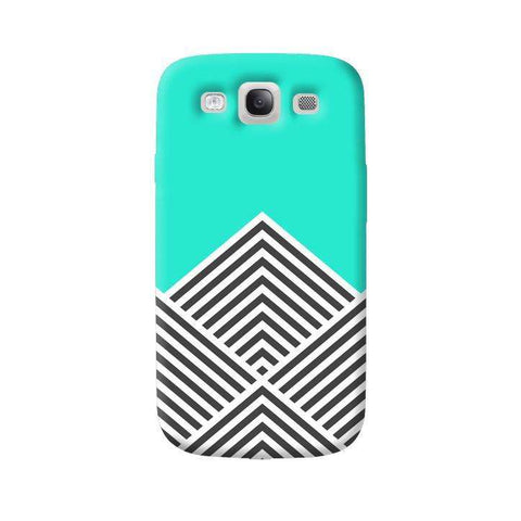 Chevron Mint Samsung Galaxy S3 Case