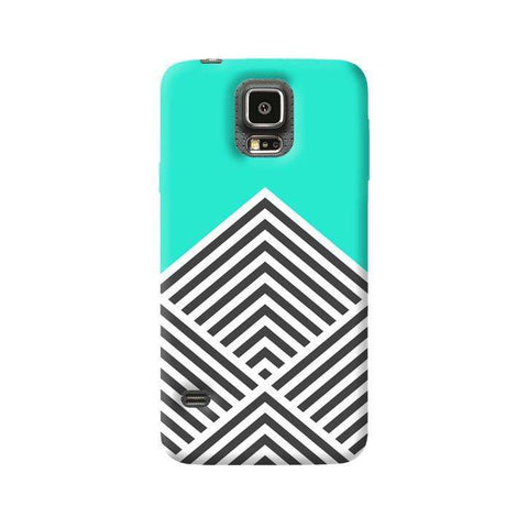 Chevron Mint Samsung Galaxy S5 Case