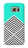 Chevron Mint Samsung Galaxy S6 Case