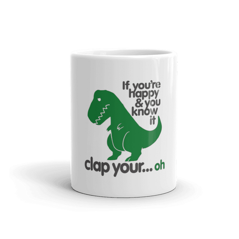 Clap Your Coffee Mug