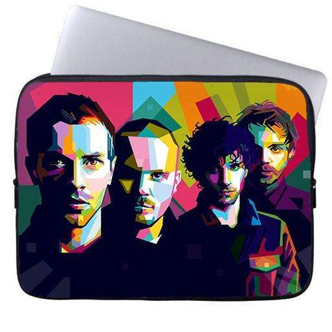 Coldplay Laptop Sleeve
