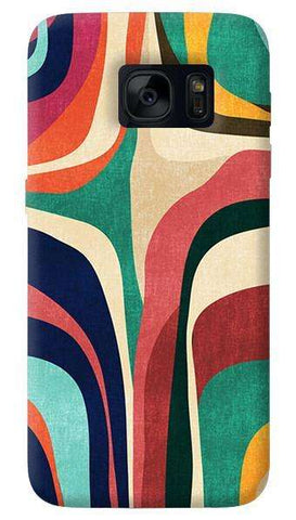 Contour Map   Samsung Galaxy S7 Case