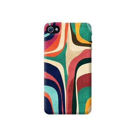 Contour Map  Apple iPhone 4/4S Case