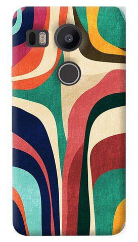 Contour Map  Nexus 5X Case