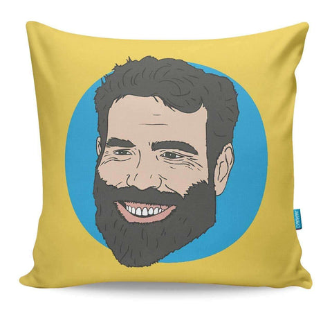 Dan Bilzerian Cushion Cover