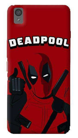 Deadpool   Oneplus X Case