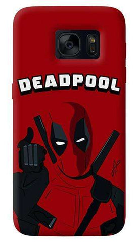 Deadpool   Samsung Galaxy S7 Case