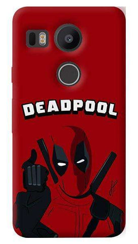 deadpool  Nexus 5X Case