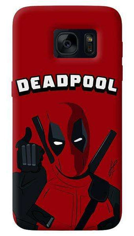 Deadpool  Samsung Galaxy S7 Edge Case