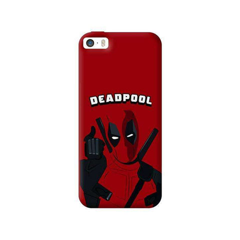 Deadpool Apple iPhone 5C Case
