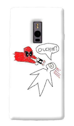 Deadpool Doodle  OnePlus Two Case
