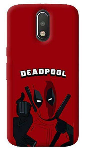 Deadpool Motorola Moto G4/ G4 Plus Case