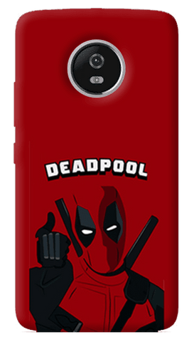 Deadpool Motorola Moto G5 Plus Case