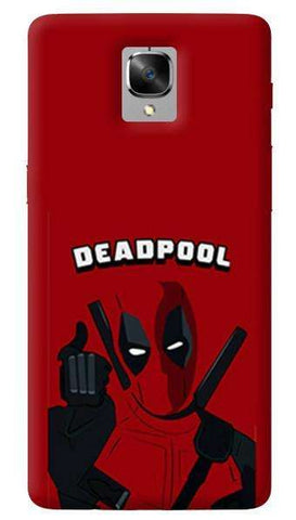 Deadpool Oneplus 3/ 3T Case