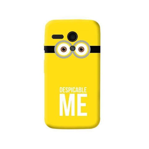Despecible Me   Moto G Case
