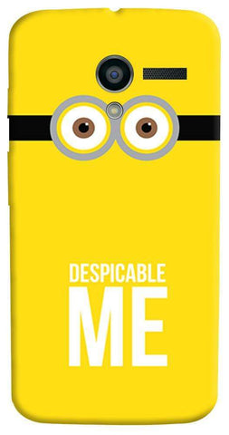 Despecible Me   Motorola Moto X Case
