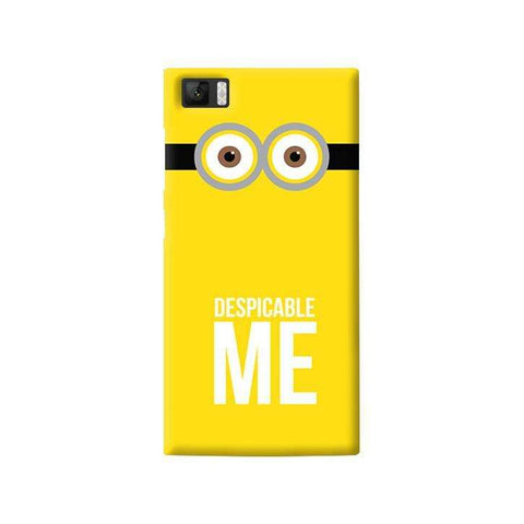 Despecible Me  Xiaomi Mi3 Case
