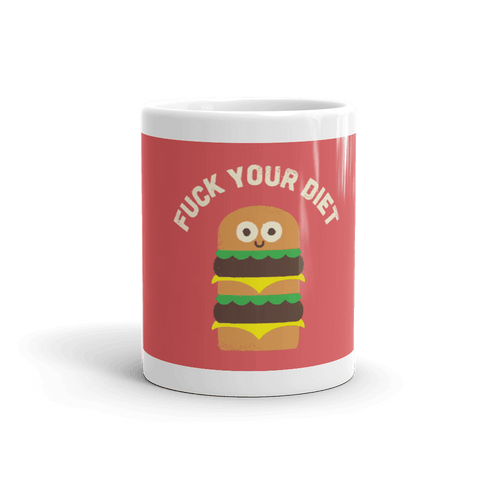 Discounting Calories Coffee Mug
