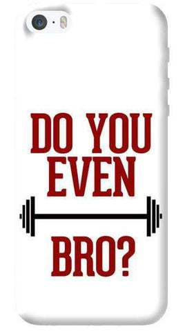 Do You Even Lift Bro Apple iPhone 5C Case