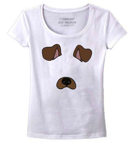 Dog Filter Women's T-Shirt