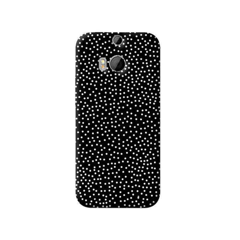 Dots HTC One M8 Case