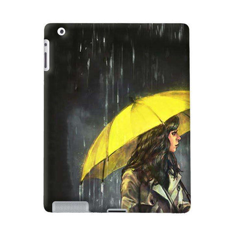 Downtown Train Apple iPad Case