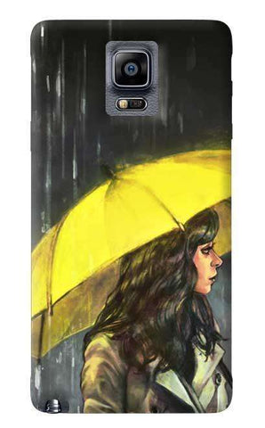 Downtown Train Samsung Galaxy Note 4 Case