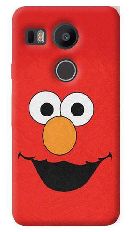 Elmo   Nexus 5X Case