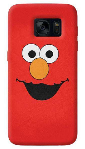 Elmo  Samsung Galaxy S7 Edge Case
