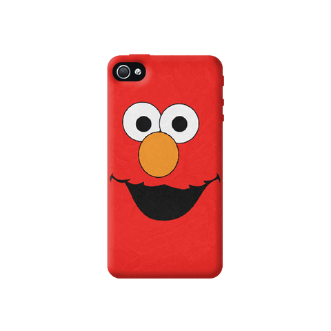 Elmo Apple iPhone 4/4S Case