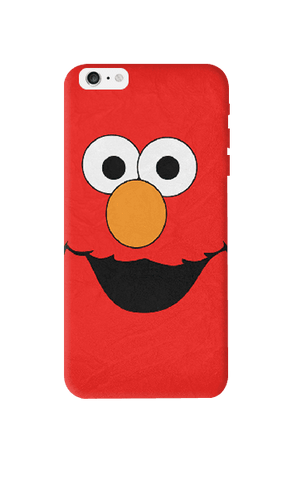 Elmo Apple iPhone 6 Plus Case